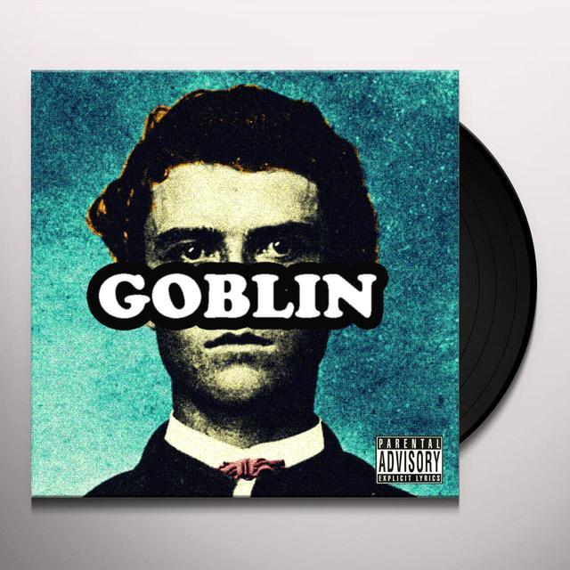 Tyler The Creator GOBLIN (With Mp3 Download) (Vinyl)