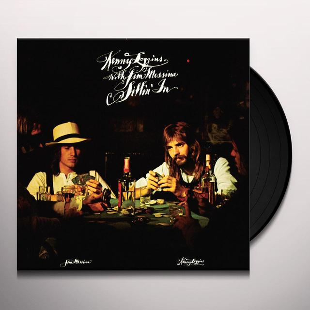 Loggins & Messina SITTIN IN Vinyl Record