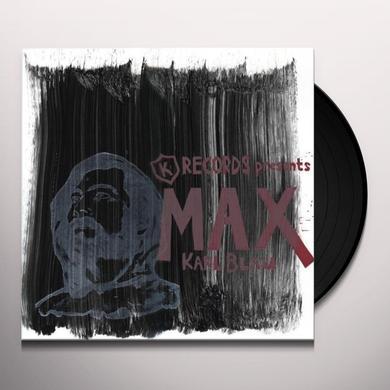 Karl Blau MAX Vinyl Record