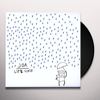 Joan Of Arc LIFE LIKE Vinyl Record - 180 Gram Pressing, MP3 Download Included