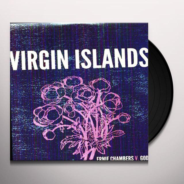 Virgin Islands ERNIE CHAMBERS V GOD Vinyl Record