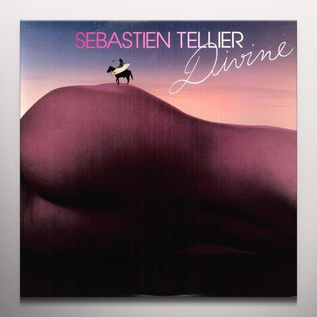 Sébastien Tellier DIVINE Vinyl Record - Clear Vinyl, Limited Edition