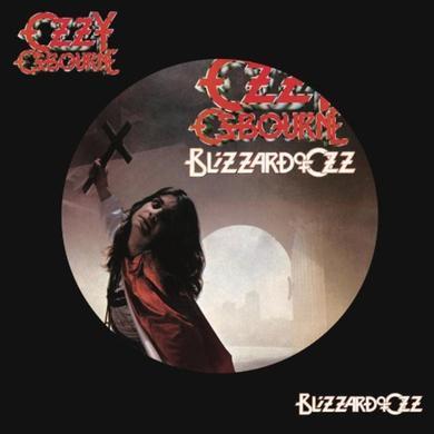 Ozzy Osbourne BLIZZARD OF OZZ Vinyl Record
