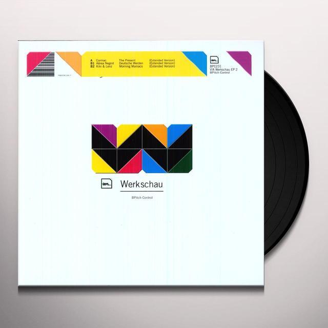 WERKSCHAU 2 / VARIOUS (EP) Vinyl Record
