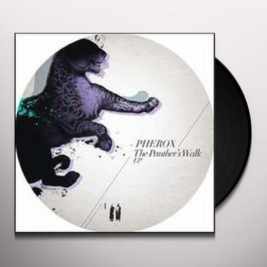 Pherox PANTHERS WALK (EP) Vinyl Record