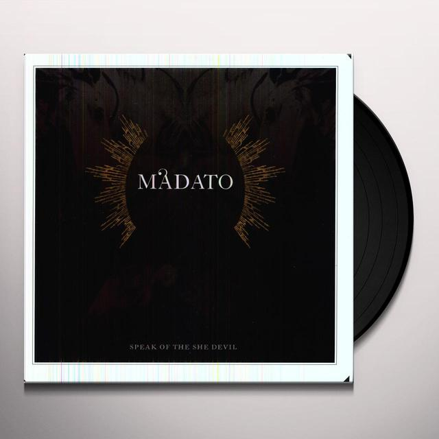 Madato SPEAK OF THE SHE DEVIL (EP) Vinyl Record