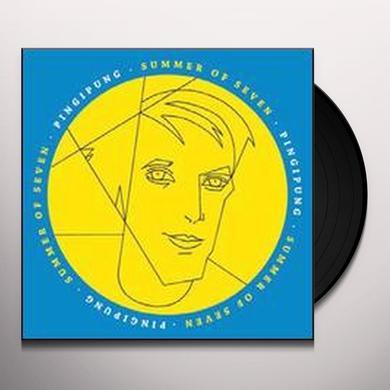 Springintgut SUMMER OF SEVEN 1/7 (EP) Vinyl Record