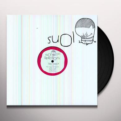 Daniel Bortz ONE (EP) Vinyl Record