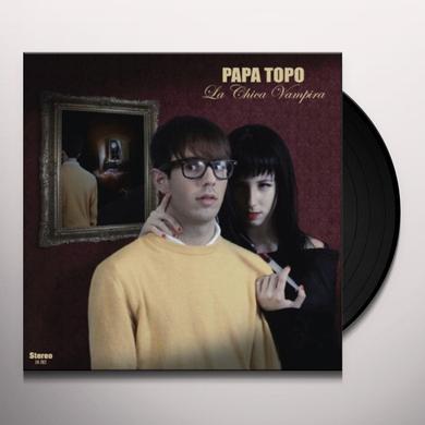 Papa Topo CHICA VAMPIRA Vinyl Record