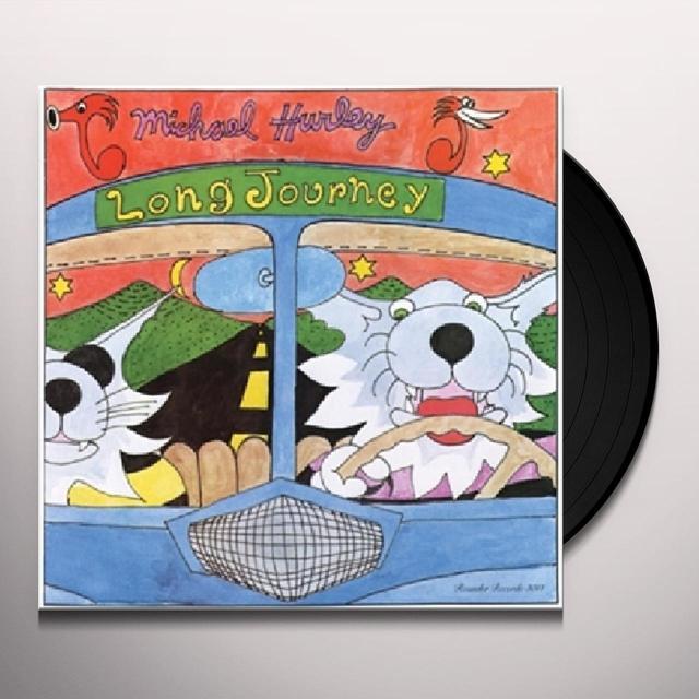 Michael Hurley LONG JOURNEY Vinyl Record