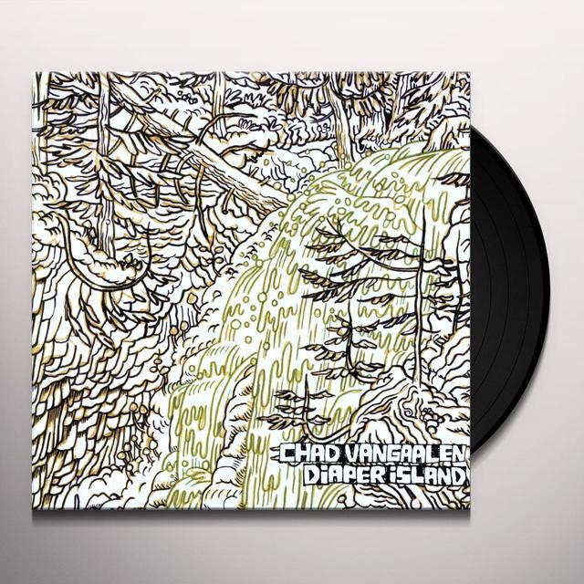 Chad Vangaalen DIAPER ISLAND Vinyl Record