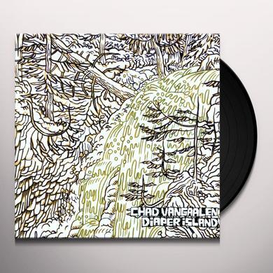 Chad Vangaalen DIAPER ISLAND Vinyl Record - MP3 Download Included