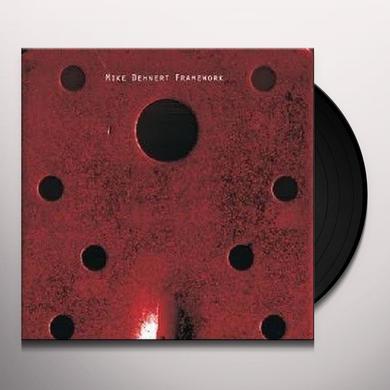 Mike Dehnert FRAMEWORK Vinyl Record