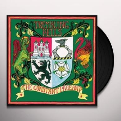 Trembling Bells CONSTANT PAGEANT Vinyl Record