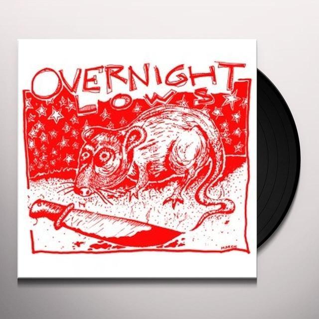 Overnight Lows SLIT WRIST ROCK N ROLL Vinyl Record