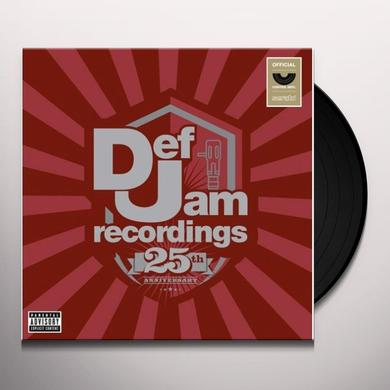 DEF JAM 25TH ANNIVERSARY / VARIOUS Vinyl Record