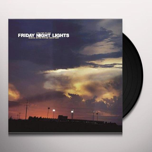FRIDAY NIGHT LIGHTS / O.S.T. Vinyl Record