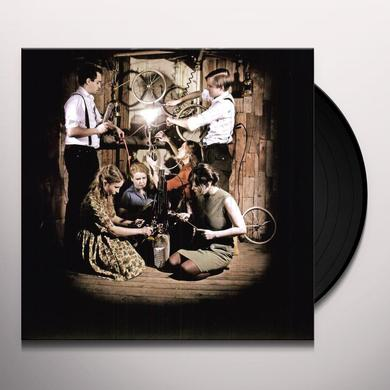 Amiina PUZZLE Vinyl Record