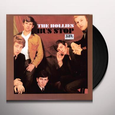 The Hollies BUS STOP Vinyl Record