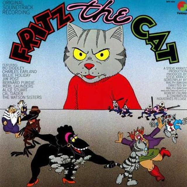 FRITZ THE CAT / VARIOUS Vinyl Record