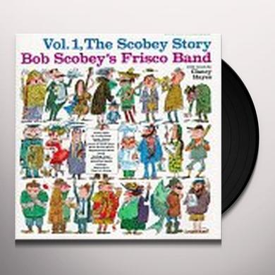 Bob Scobey SCOBEY STORY 1 Vinyl Record
