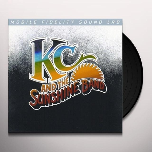 KC & THE SUNSHINE BAND Vinyl Record - Limited Edition