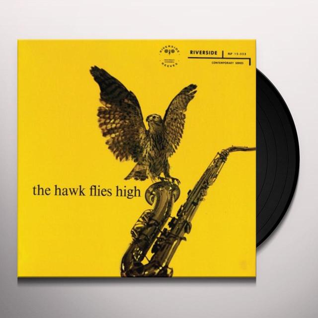 Coleman Hawkins HAWK FLIES HIGH Vinyl Record - 180 Gram Pressing