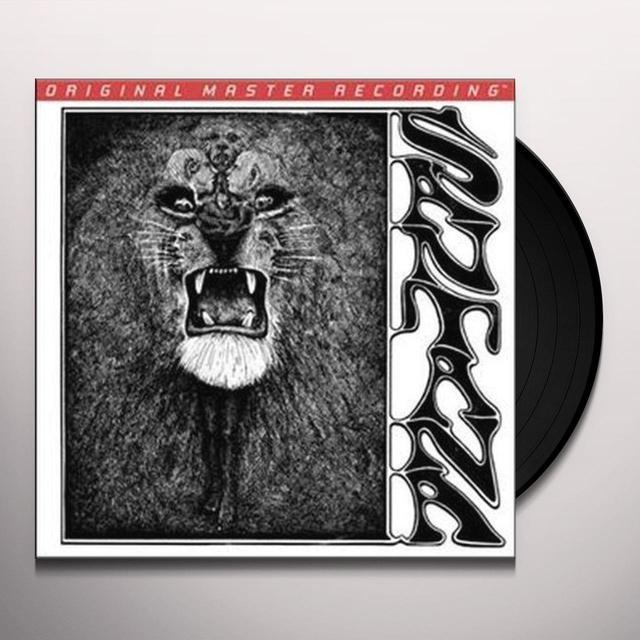SANTANA Vinyl Record - 180 Gram Pressing