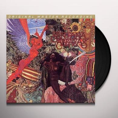 Santana ABRAXAS Vinyl Record - 180 Gram Pressing
