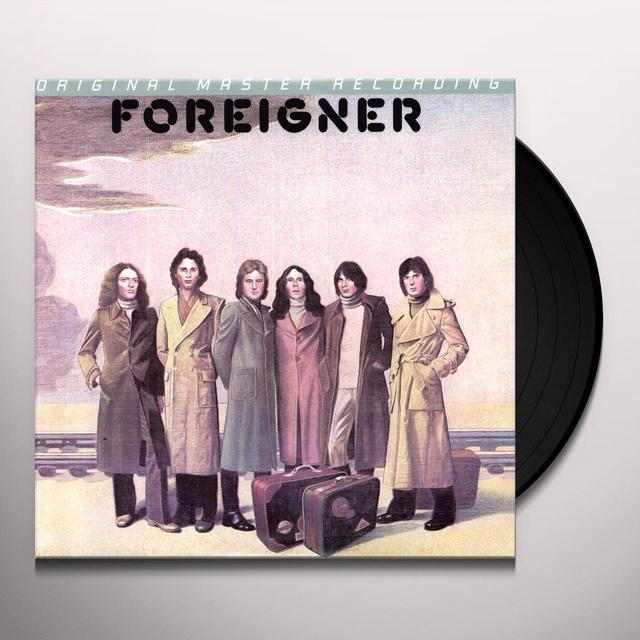 FOREIGNER Vinyl Record - Limited Edition, 180 Gram Pressing