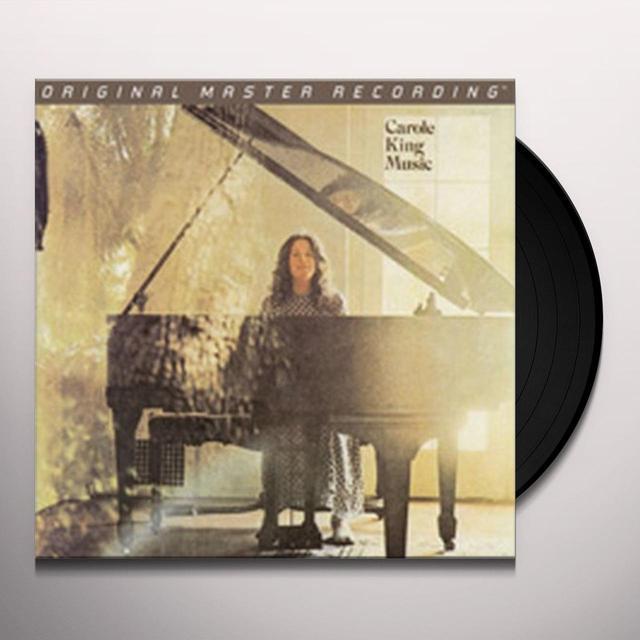 Carole King MUSIC Vinyl Record - Limited Edition, 180 Gram Pressing