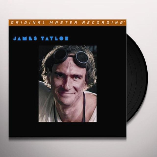 James Taylor DAD LOVES HIS WORK Vinyl Record - Limited Edition, 180 Gram Pressing