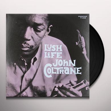 John Coltrane LUSH LIFE Vinyl Record