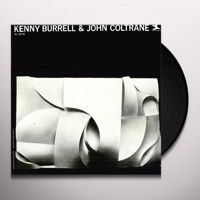 KENNY BURRELL & JOHN COLTRANE Vinyl Record