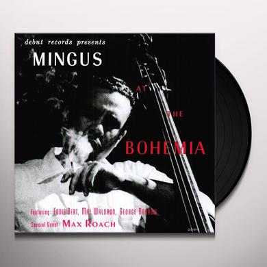 Charles Mingus MINGUS AT THE BOHEMIA Vinyl Record
