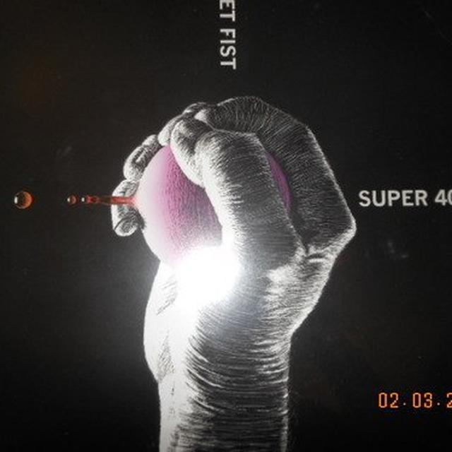 Super 400 SWEET FIST (Vinyl)