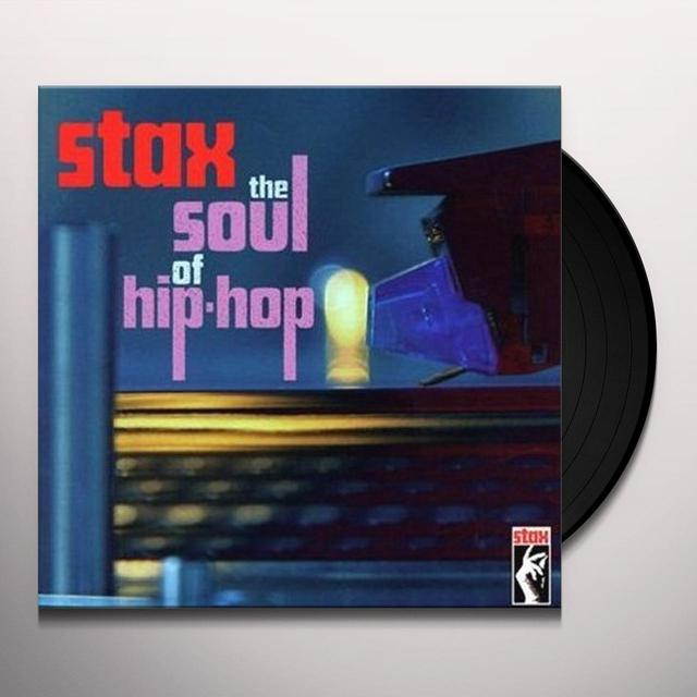 STAX: SOUL OF HIP HOP / VARIOUS Vinyl Record