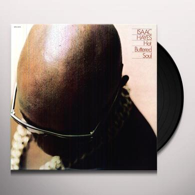 Isaac Hayes HOT BUTTERED SOUL Vinyl Record