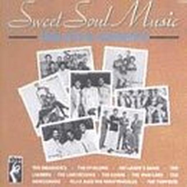 SWEET SOUL MUSIC: STAX GROUPS / VARIOUS Vinyl Record