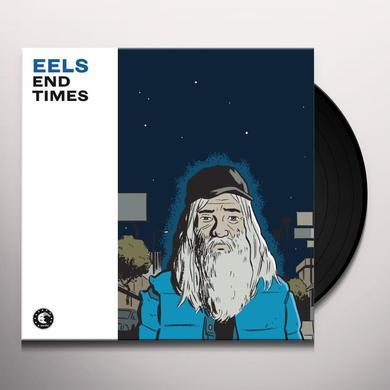 Eels END TIMES Vinyl Record