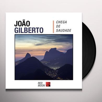 Joao Gilberto CHEGA DE SAUDADE Vinyl Record