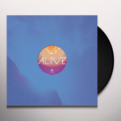 Chaim ALIVE Vinyl Record