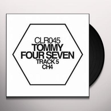 Tommy Four Seven TRACK 5/CH4 (EP) Vinyl Record