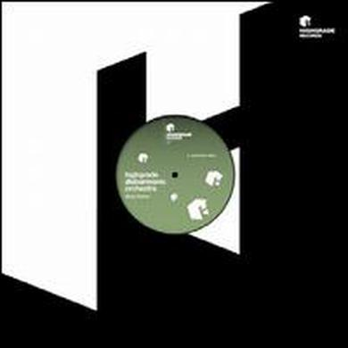 Highgrade Disharmonic Orchestra DIZZY HORNS Vinyl Record