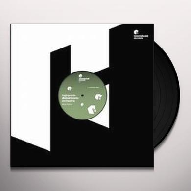 Highgrade Disharmonic Orchestra DIZZY HORNS (EP) Vinyl Record