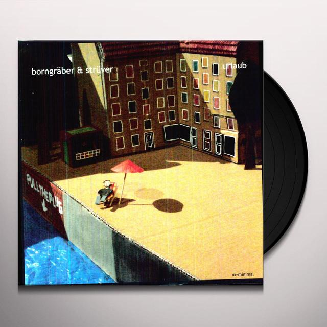 Borngraber & Struver URLAUB Vinyl Record
