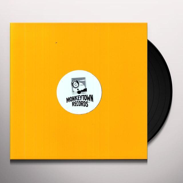 Siriusmo SIRIMANDE / FEED MY MEATMACHINE Vinyl Record