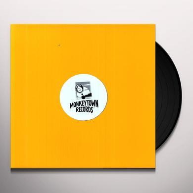 Siriusmo SIRIMANDE / FEED MY MEATMACHINE (EP) Vinyl Record