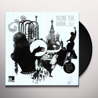 Nicone / Narra CAJE Vinyl Record