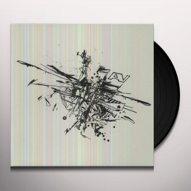 Nico Purman VISIONS Vinyl Record
